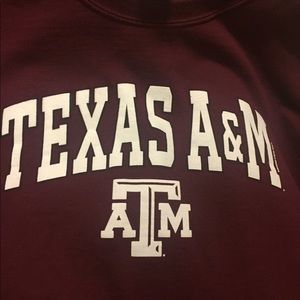 A&M sweatshirt